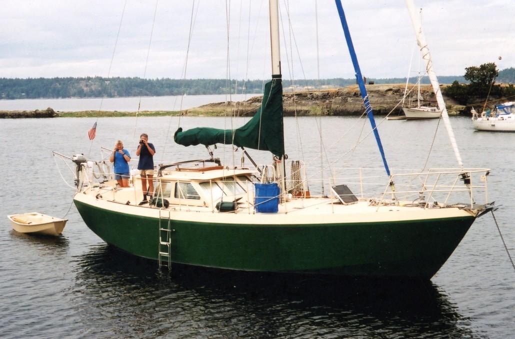 J. Simpson Ltd. Marine Designers and Consultants | 40′ Flush Deck Pilothouse Cutter