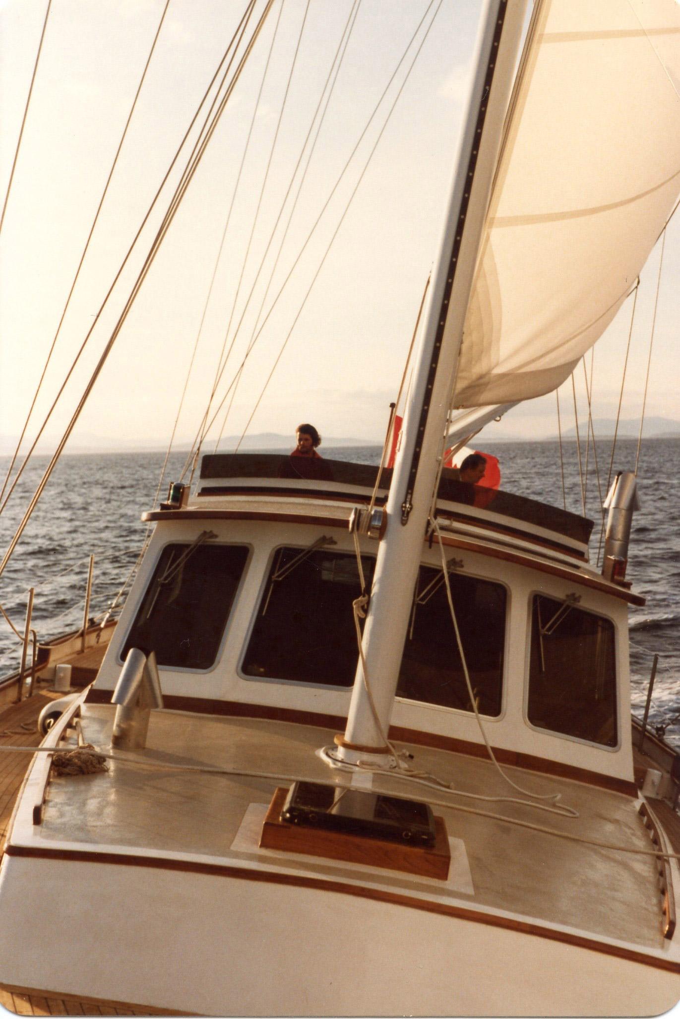 J Simpson Ltd Marine Designers And Consultants 64ft